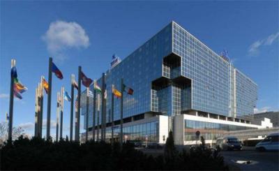 Casino Atrium – Hilton Prague