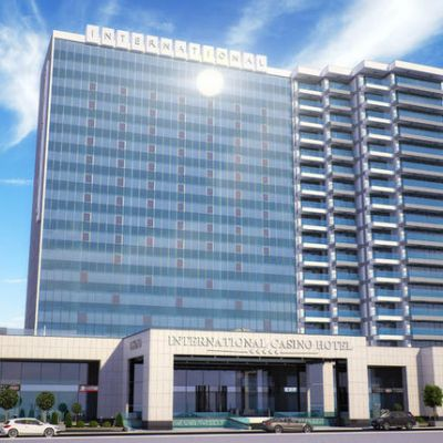 International Hotel Casino & Tower Suites  Varna-Bulgaria